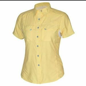 Habit 30+solar-factor button down shirt for sale